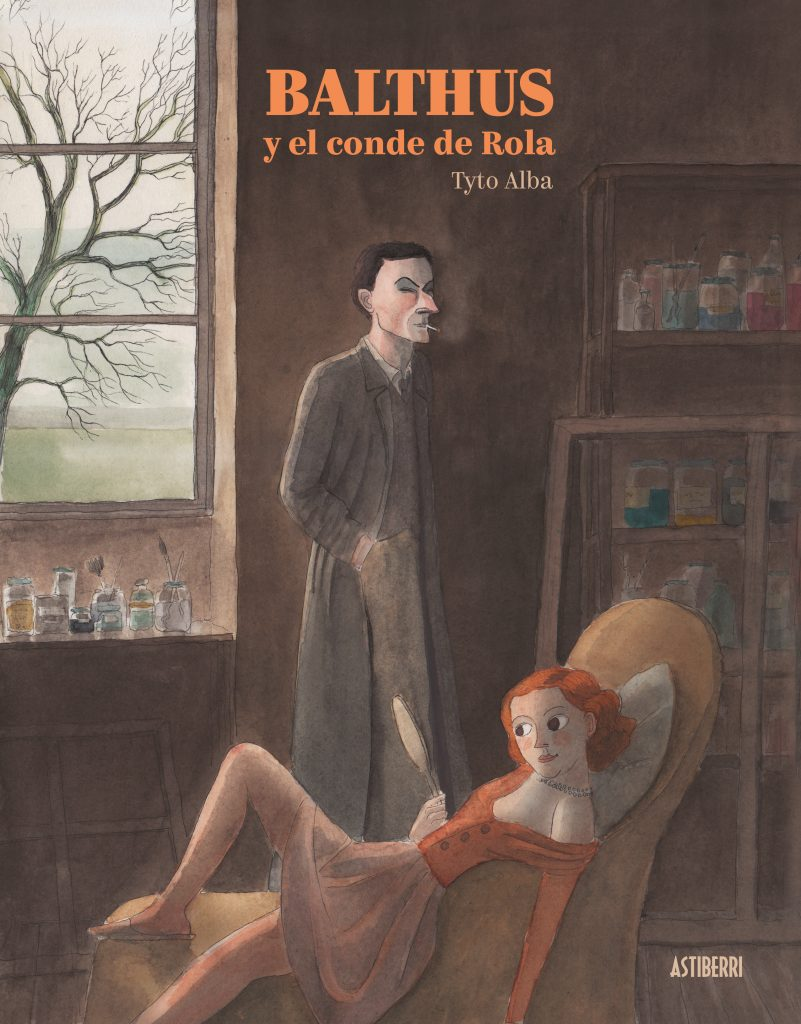 Balthus y el Conde de Rola, cómic de Tyto Alba
