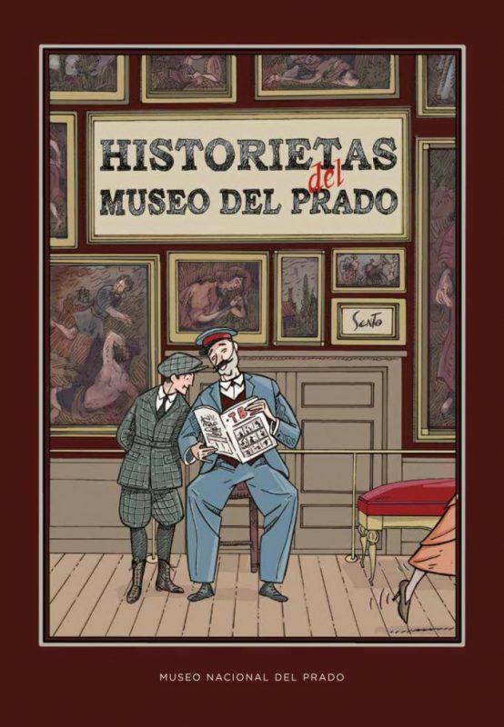 Historietas del Museo del Prado de Sento