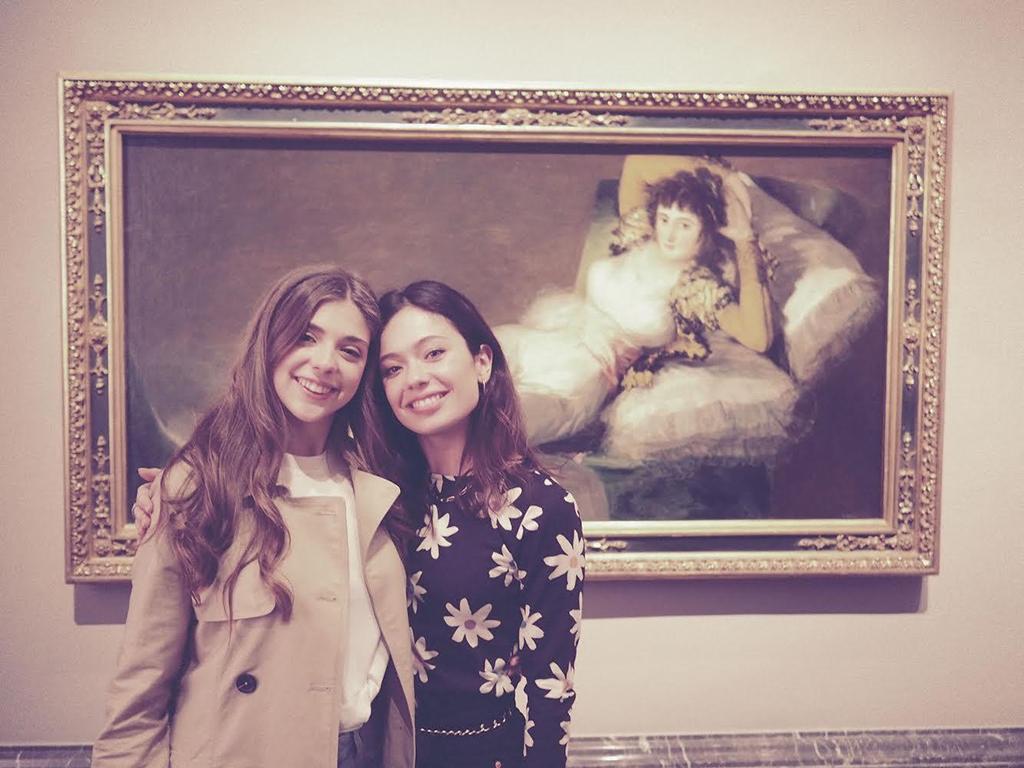 Goyas del cine y del Museo del Prado