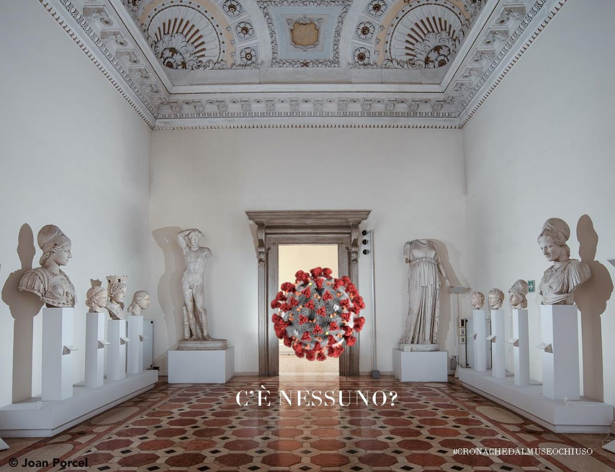 Coronavirus Museo Archeologico Venezia