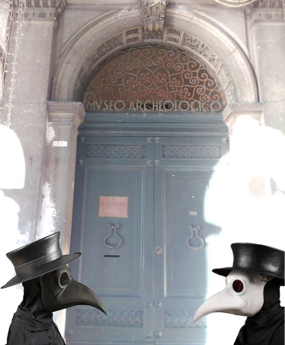 Museo Archeologico Nazionale Venezia Coronavirus