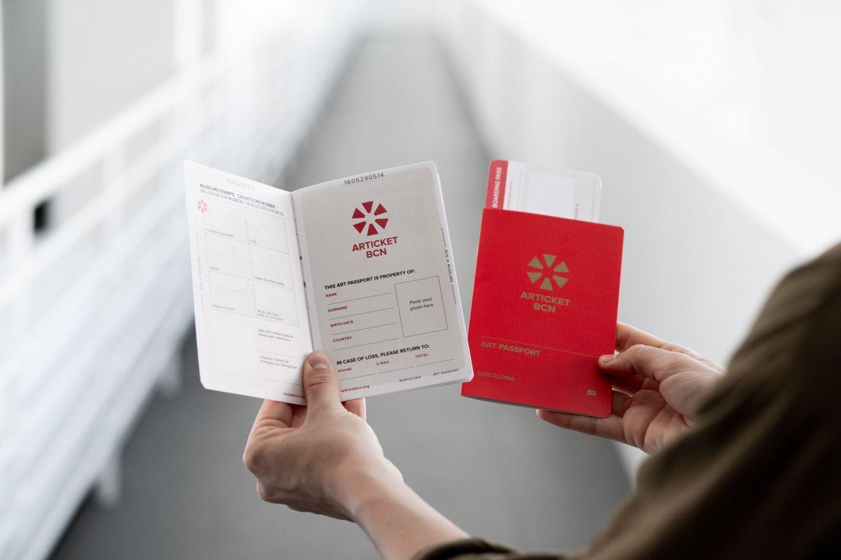 Articket Barcelona pasaporte