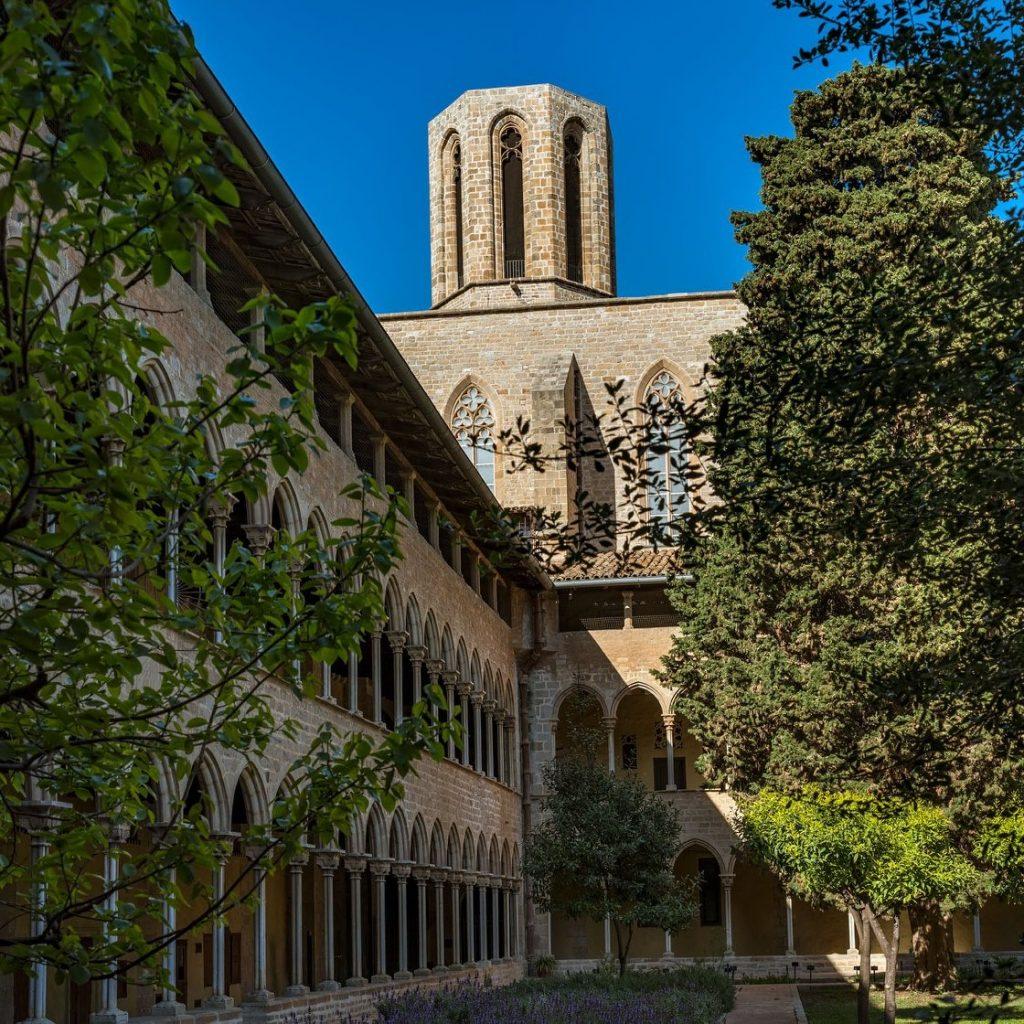 Claustro del Monestir de Pedralbes
