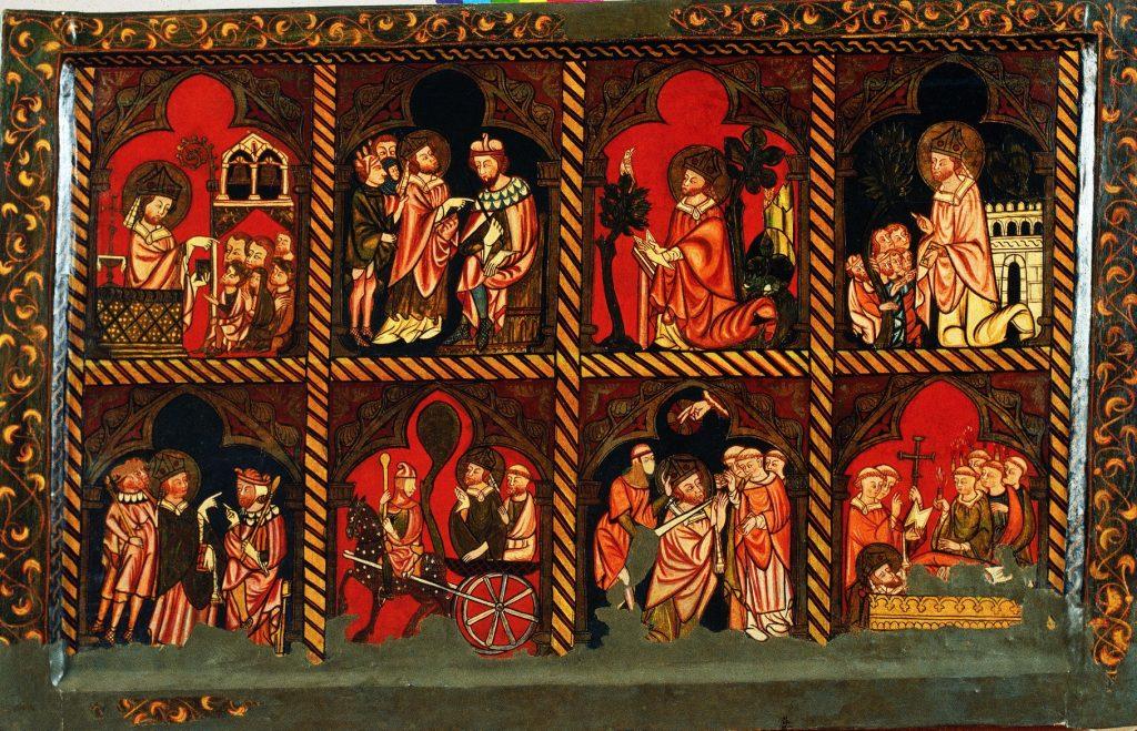 Frontal de Altar de Sant Cebrià