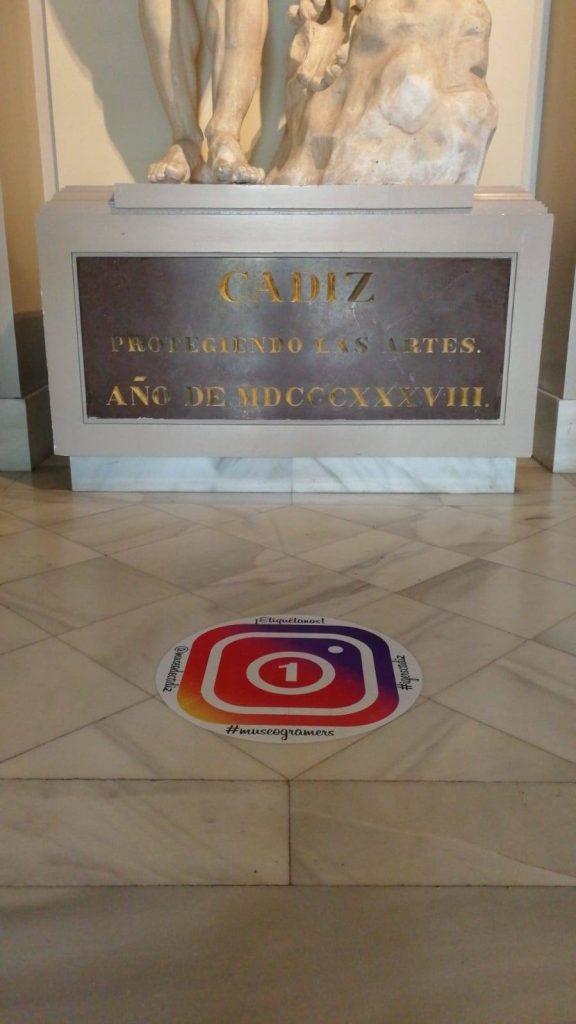 Instaruta del Museo de Cádiz Instagram