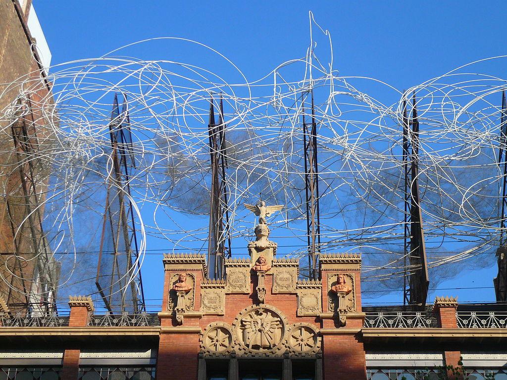 Nuvol i Cadira Tapies Barcelona Fundació