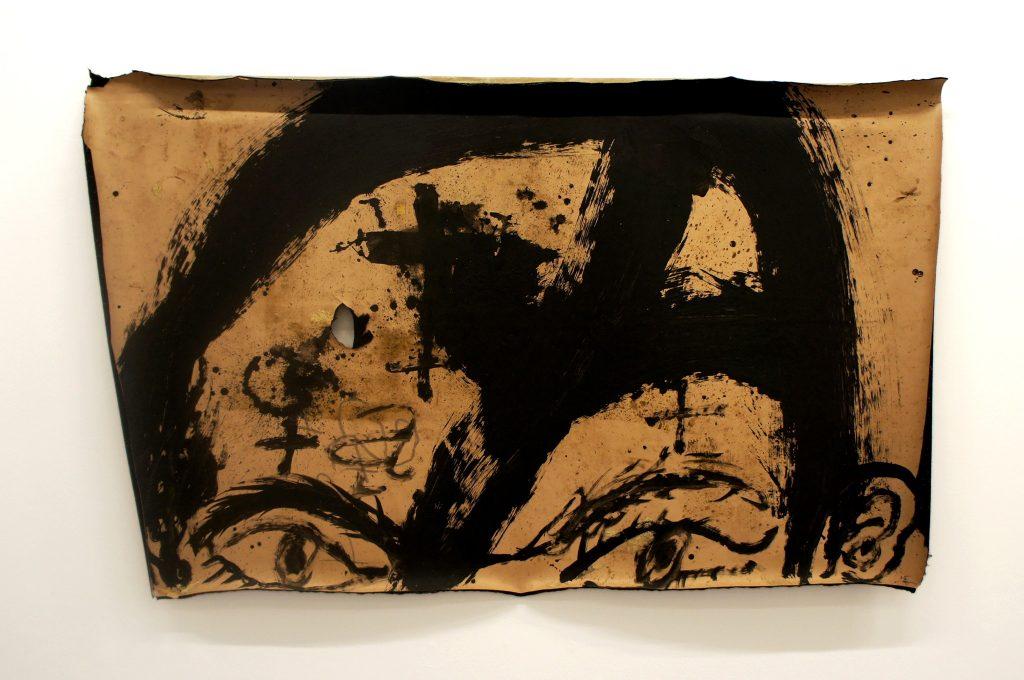 Obra de Antoni Tàpies