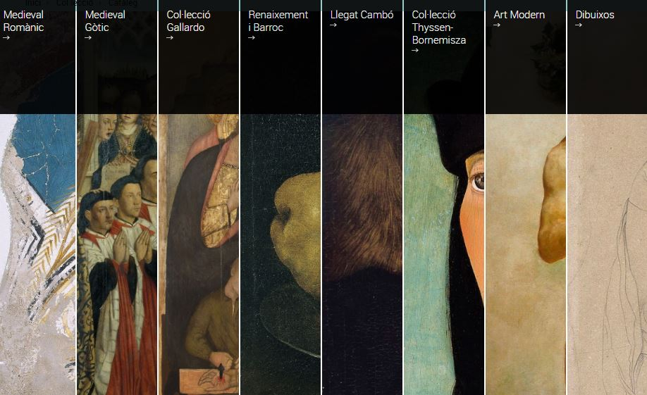 Catálogo de Obras del Museu Nacional d'Art de Catalunya