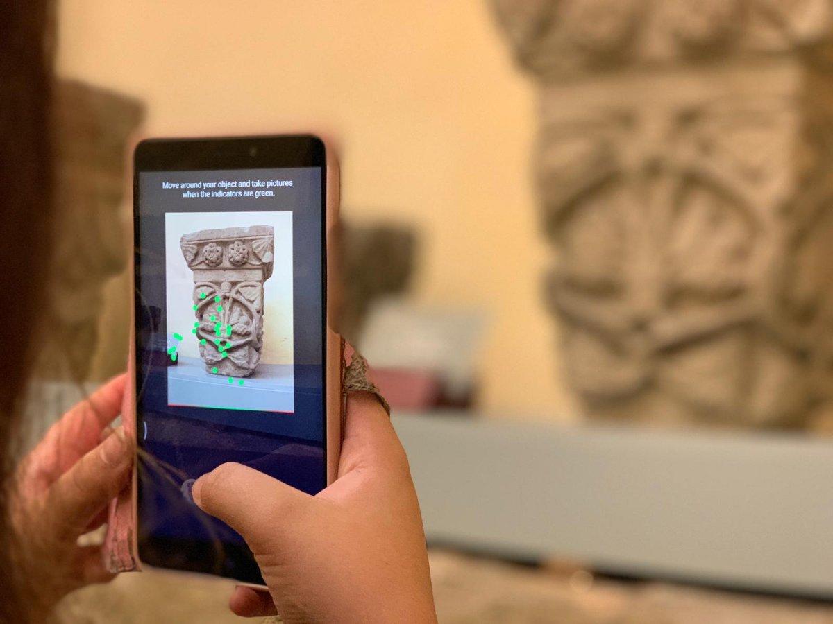 Jornada Europea del Patrimonio digitalización