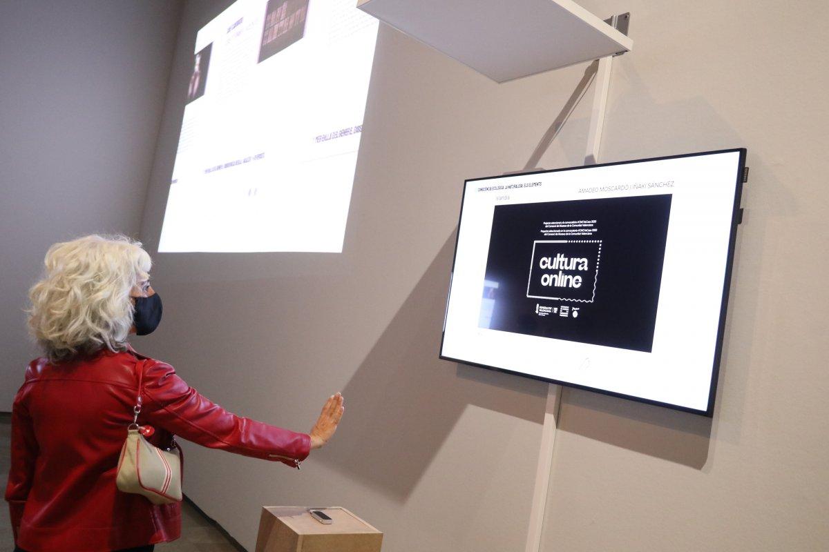 Exposición Cultura Online Valencia Centre del Carme