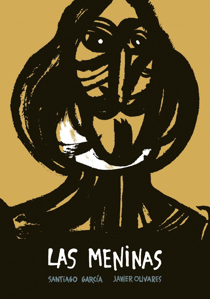 Las Meninas cómic Santiago García Javier Olivares