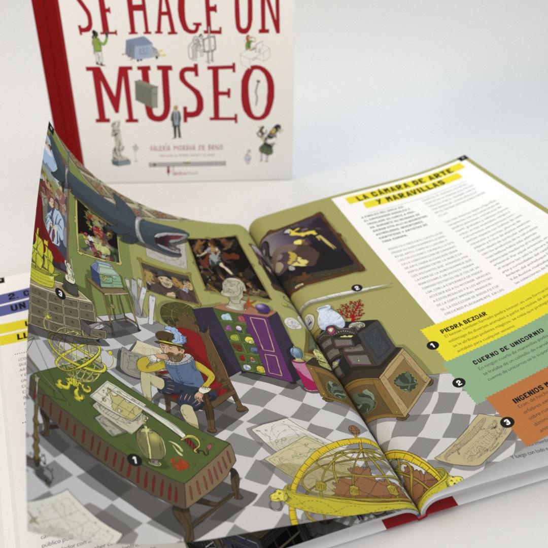 Cómo se hace un museo Cámara de las Maravillas