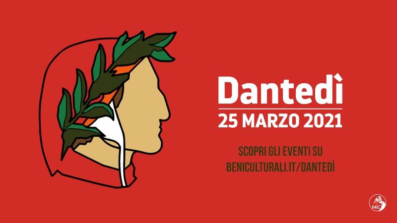 Dantedi Año Dante Ministero della Cultura Italia