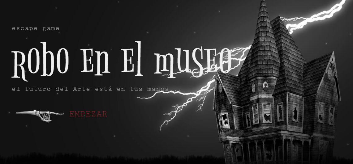 Escape room online de Museo de Almería