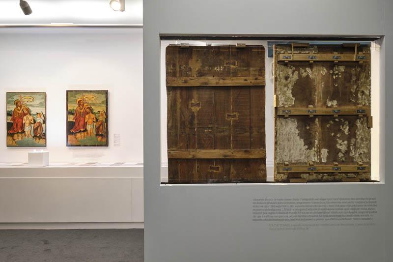 Falsos verdaderos, exposición del Museu d'Art de Girona