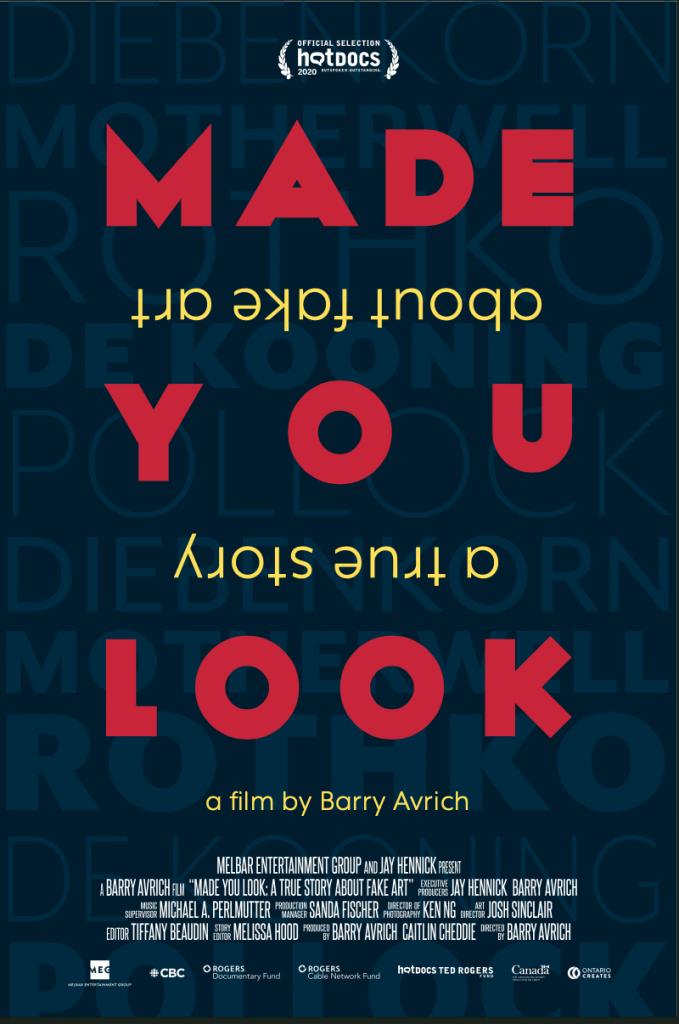 Documental Made You Look: Una historia real sobre el arte falsificado