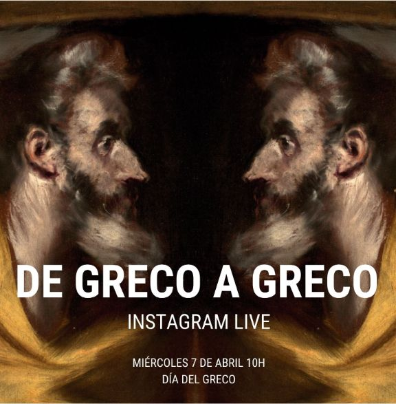 Día del Greco Museo del Greco