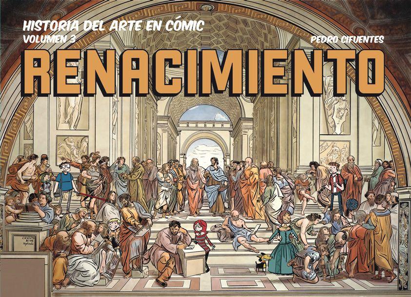 Historia del Arte en Cómic: Renacimiento de Pedro Cifuentes