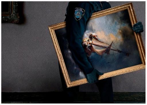 Netflix Esto es un atraco: El mayor robo de arte del mundo