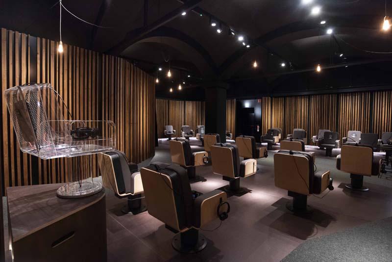 Symphony CaixaForum Realidad Virtual Gustavo Dudamel
