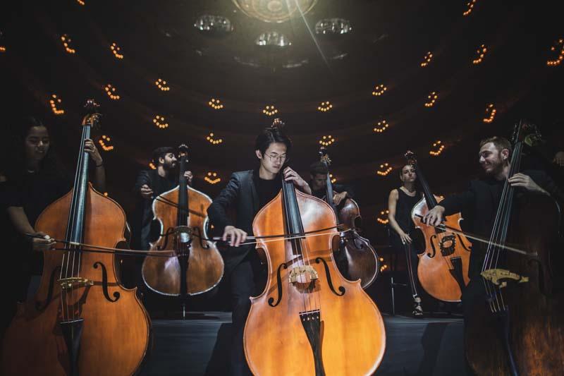 Symphony Caixaforum Barcelona Gustavo Dudamel Inmersiva Realidad Virtual