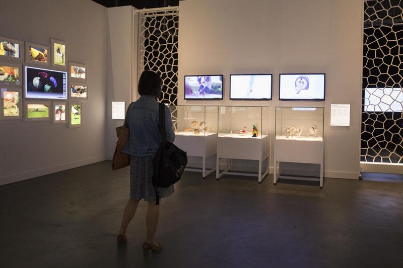 Soluciones impresas para la salud en Print3D del Cosmocaixa Barcelona
