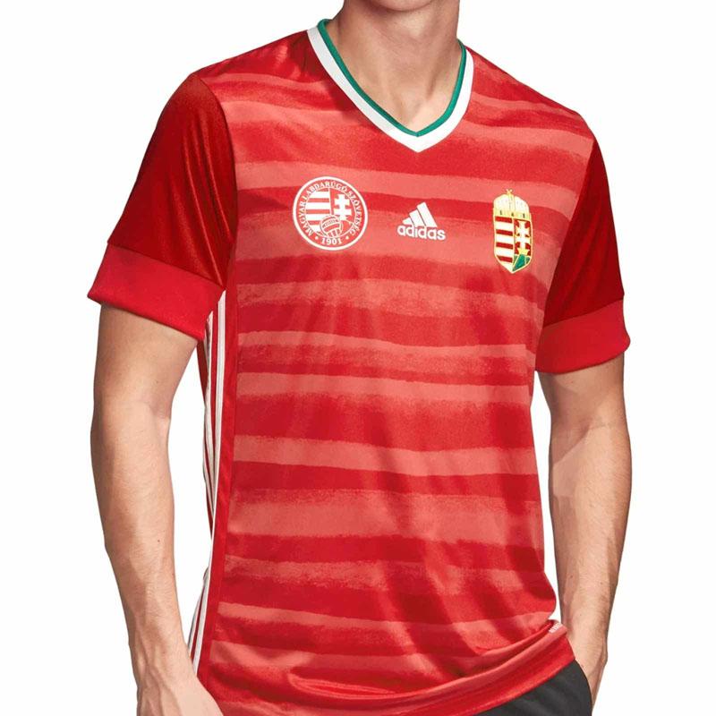 Camiseta Hungría Eurocopa fútbol 2021 Danubio