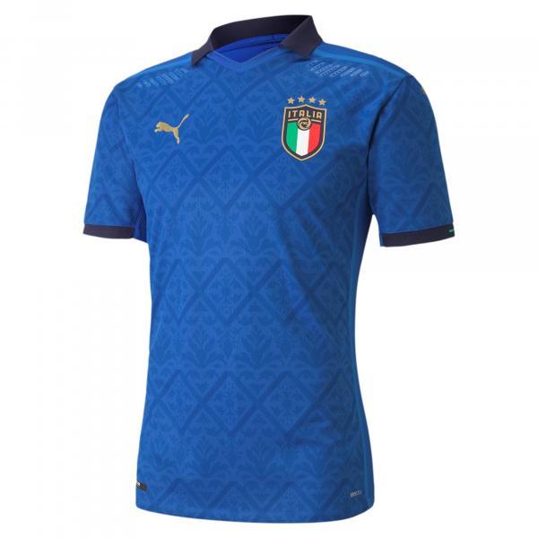 Camisetas de la Eurocopa 2020 de Italia Renacimiento