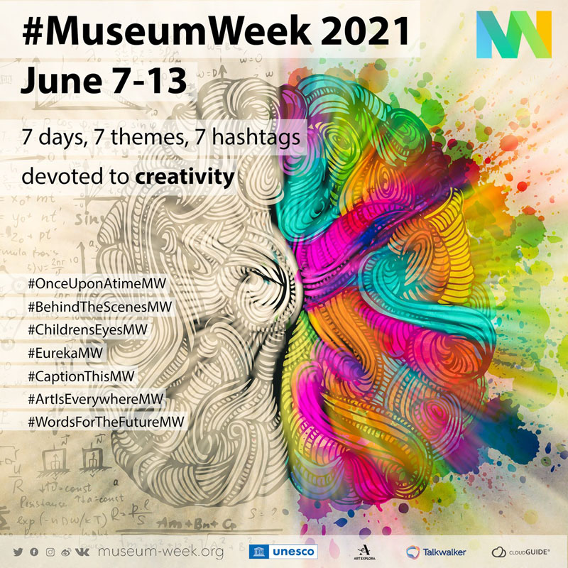 Museum Week 2021 #MuseumWeek