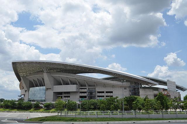 Estadio Ibaraki Kashima Juegos Olímpicos Tokyo Arquitectura Mundial Japón