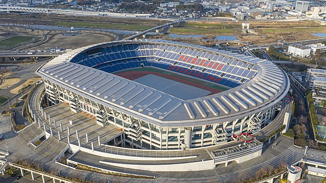 Estado de Yokohama Juegos Olímpicos de Tokio 2020