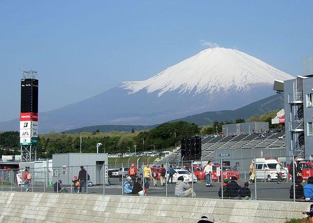 Fuji Speedway Tokyo 2020