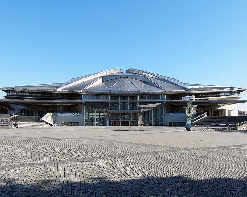 Gimansio Metropolitano de Tokio Juegos Olímpicos 2020