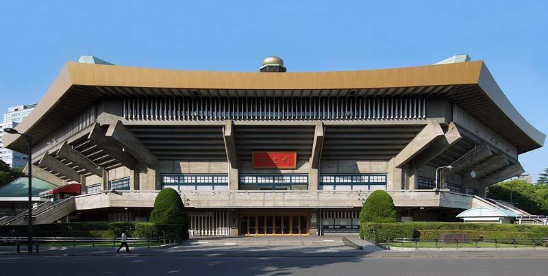 Nippon Budokan, Chiyoda-ku Tokyo Japan Mamoru Yamada in 1964 JJOO 2020