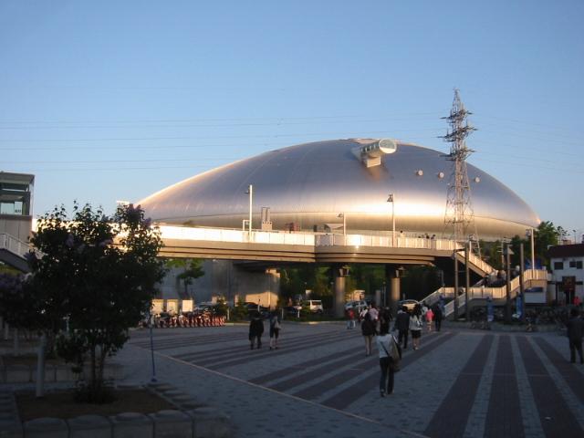 Domo de Sapporo Arquitectura Juegos Olímpicos Tokyo 2020