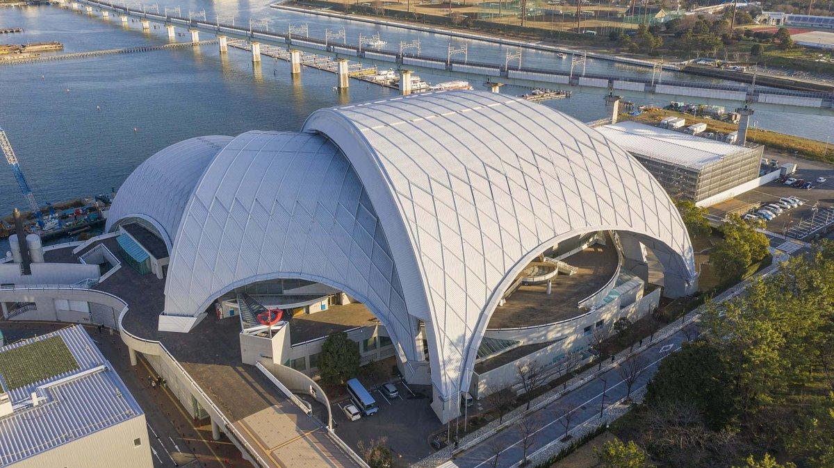 Tatsumi Water Polo Centre Juegos Olímpicos Tokio 2020